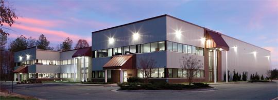 Ryson Vertical Conveyor Manufacturing Plant, Yorktown Virginia