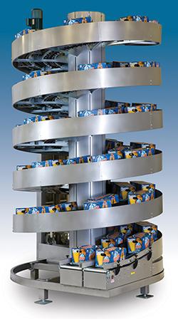 Ryson Dual Lane Spiral