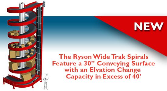 Ryson Wide Trak Spiral